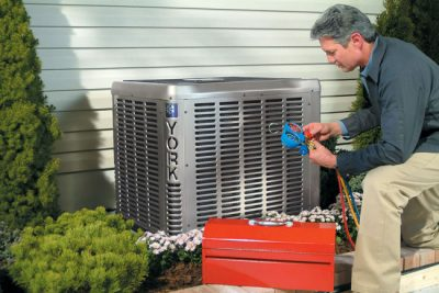 Scott Miller is your HVAC repair expert in Palmyra, IN.